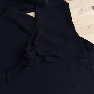 Forever 21 Tops - Black Long Sleeve Blouse